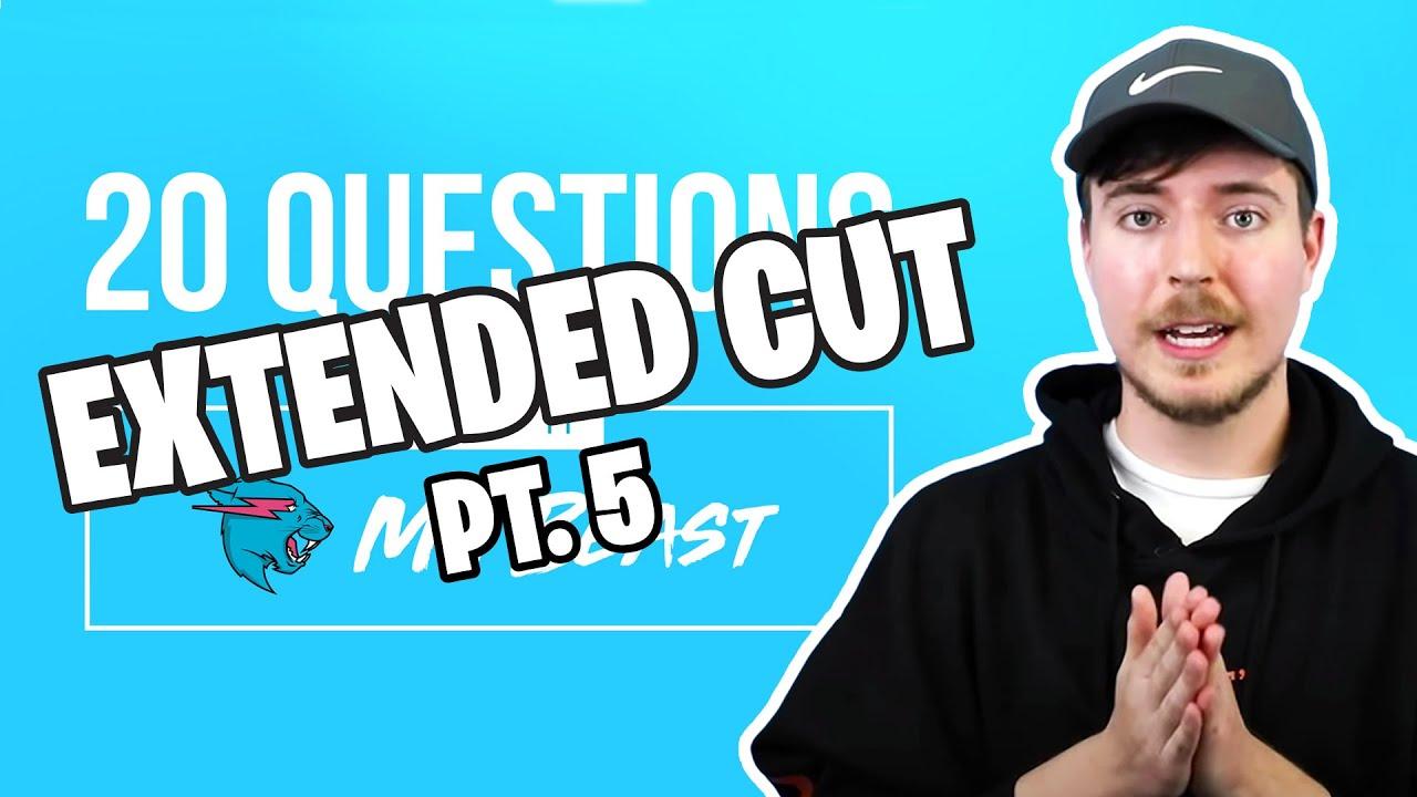 EXTENDED INTERVIEW: @MrBeast x Honey 20 Questions   Part 5