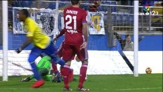 Resumen de Cádiz CF vs Real Zaragoza (3-0)