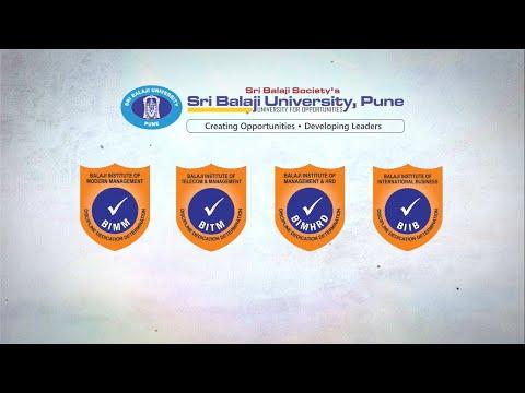 sri-balaji-university-pune-||-new-dimension-in-education