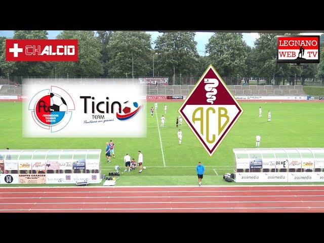 Bellinzona vs Team Ticino 2° tempo