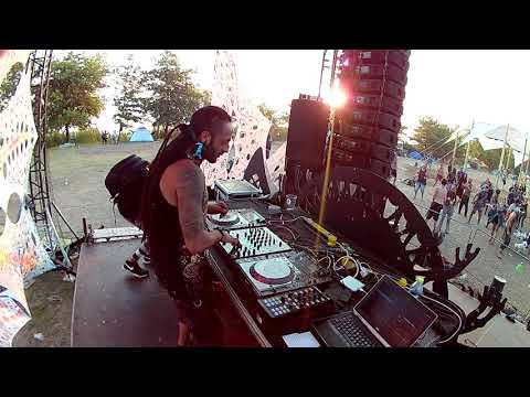 DJ EL Mahico @ Tree Of Life Festival 2017 Asprovalta Greece