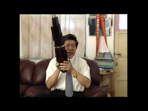 "Introduction to Musical Instrument  ""Sheng 笙"" by Master  Sheng Player Hu Tianquan 胡天泉 2/2"