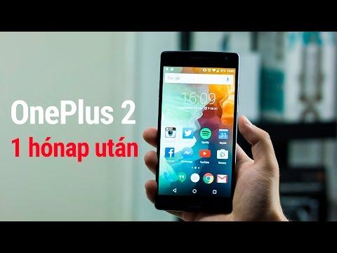 A OnePlus 2 egy hónap után | TheVR Tech teszt