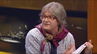 Бабушка мстит за пенсии, не честные выборы и Нашей власти за работу ЖЕКа!  Лучшие приколы 2019