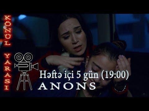 Könül yarası (89-cu bölüm) - Anons - ARB TV