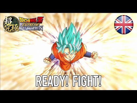 Dragon Ball Z: Extreme Butoden - 3DS - Ready! Fight! (English Launch Trailer)