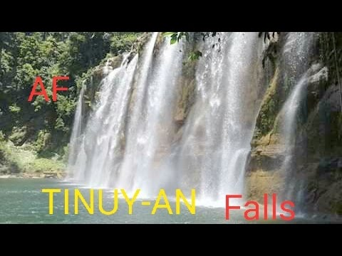 Amazing Tinuy-an Falls! Exploring the multi falls in one setting!