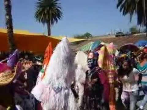 Carnaval 2013 Tenango de Doria