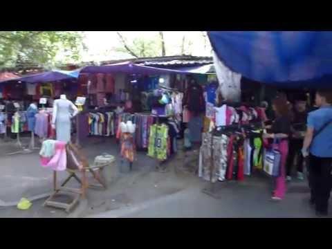 Manila, Philippines - Street Market HD (2015)