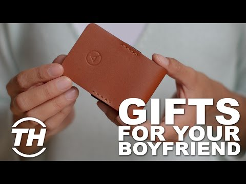 Top 4 Gifts For Your Boyfriend