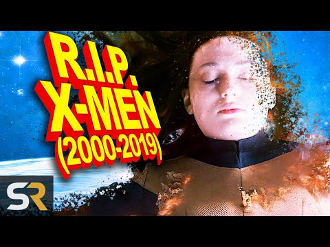 Goodbye X-Men... See You In 10 Years