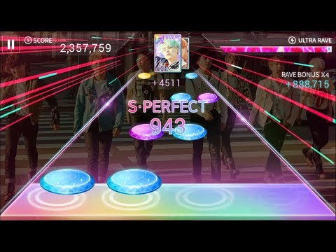 【SUPERSTAR BTS】 Ma City (HARD) 🌟🌟🌟