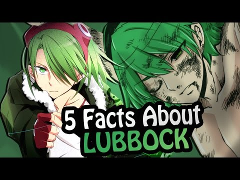 Top 5 Facts - Lubbock