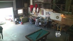 Artists At San Francisco Warehouse Space Facing Eviction