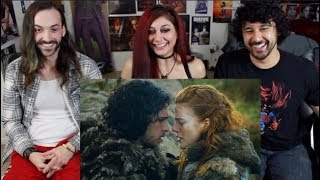 (GoT) Jon Snow || The White Wolf REACTION & DISCUSSION!!!