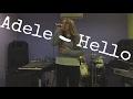 Adele - Hello cover ❤️ кавер Анна Барабошина