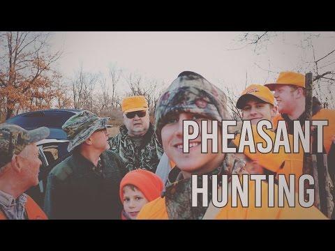 Pheasant Hunting @ Hunters Creek Club Michigan