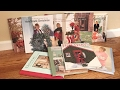 My Martha Stewart Book Collection    Requested Video