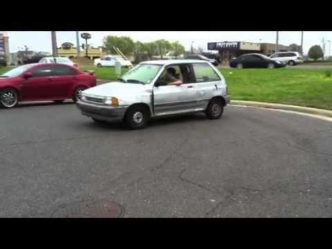 Cowboy's turbo 88 festiva beats 08 lancer gts @ Autoradio S