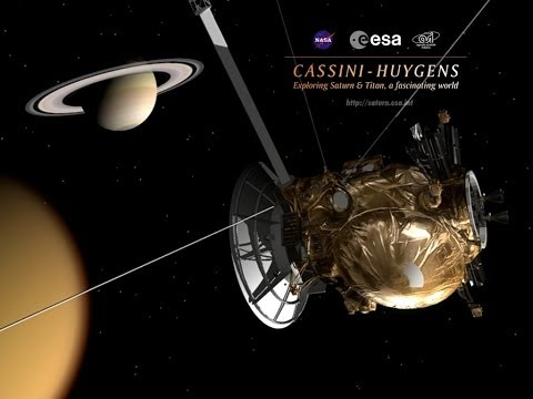 Cassini-Huygens: Mission To Titan - Orbiter 2010 Space Flight Simulator