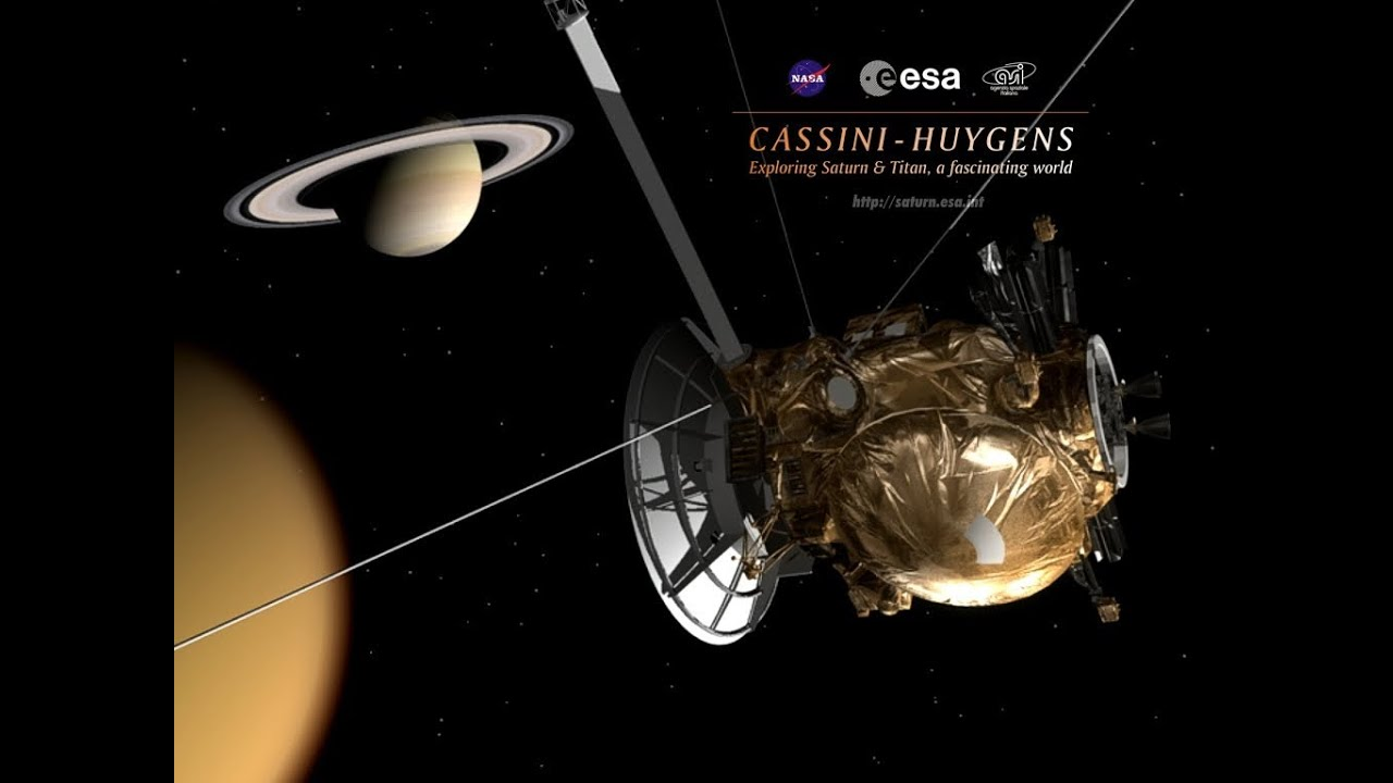 Cassini-Huygens: Mission To Titan - Orbiter 2010 Space ...