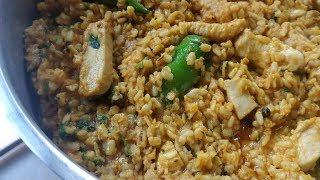 Fry Daal Mash-فرائی دال ماش -Dhuli urad dal-Daal mash tarka with chicken recipe-
