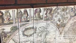 Карты мира | Обзор картин на дереве | НАДОСКАХ.РФ | Картины на досках