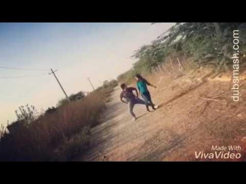 💕🎶love song by Lubna valiya Telugu Dubsmash