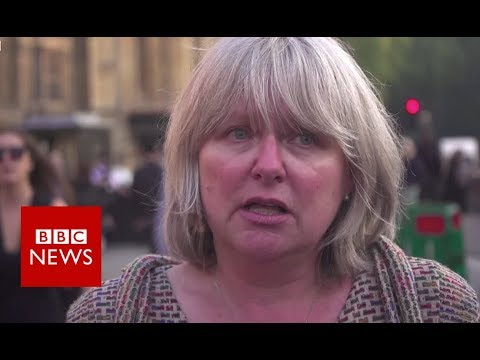 Why some women don't back 'self-identifying'  - BBC News