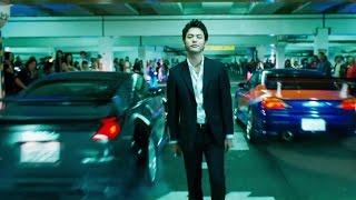 FAST and FURIOUS TOKYO DRIFT - DK vs Sean First Race (Silvia vs 350Z) #1080HD