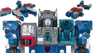 Transformers Titans Return Big Size Robot Base Fortress Maximus  Vehicles Robot Car Toys