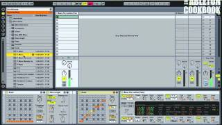 Make an Ableton Step Sequencer without Max for Live, Pt. 2