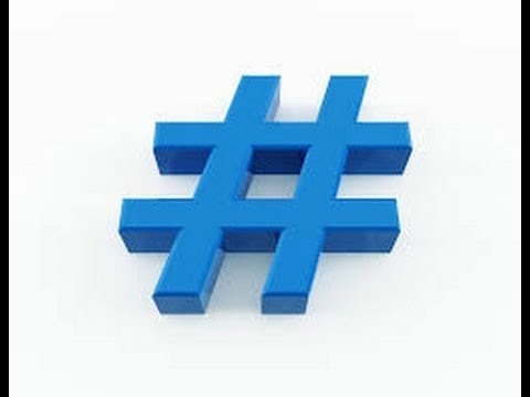 what does this hashtag mean