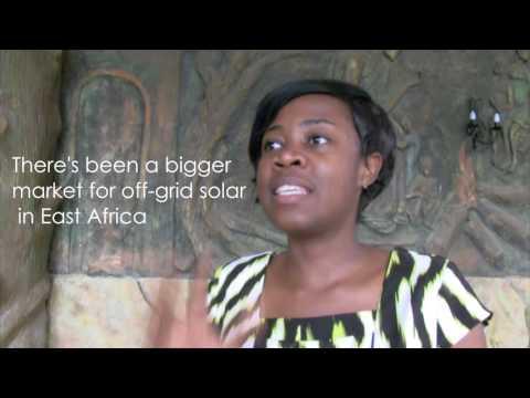PEG Ghana: Off-grid solar energy in Ghana
