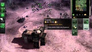 Middle East Crisis 2 Mod für Command and Conquer 3 Tiberium Wars Gameplay #1