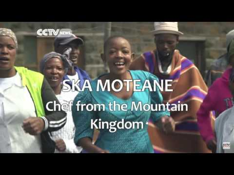 CHEF SKA MOTEANE & THE KINGDOM OF LESOTHO PEOPLE