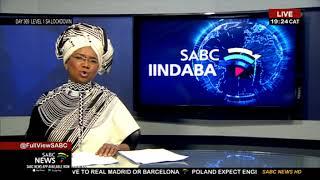Legendary SABC News anchor Noxolo Grootboom hangs the mic