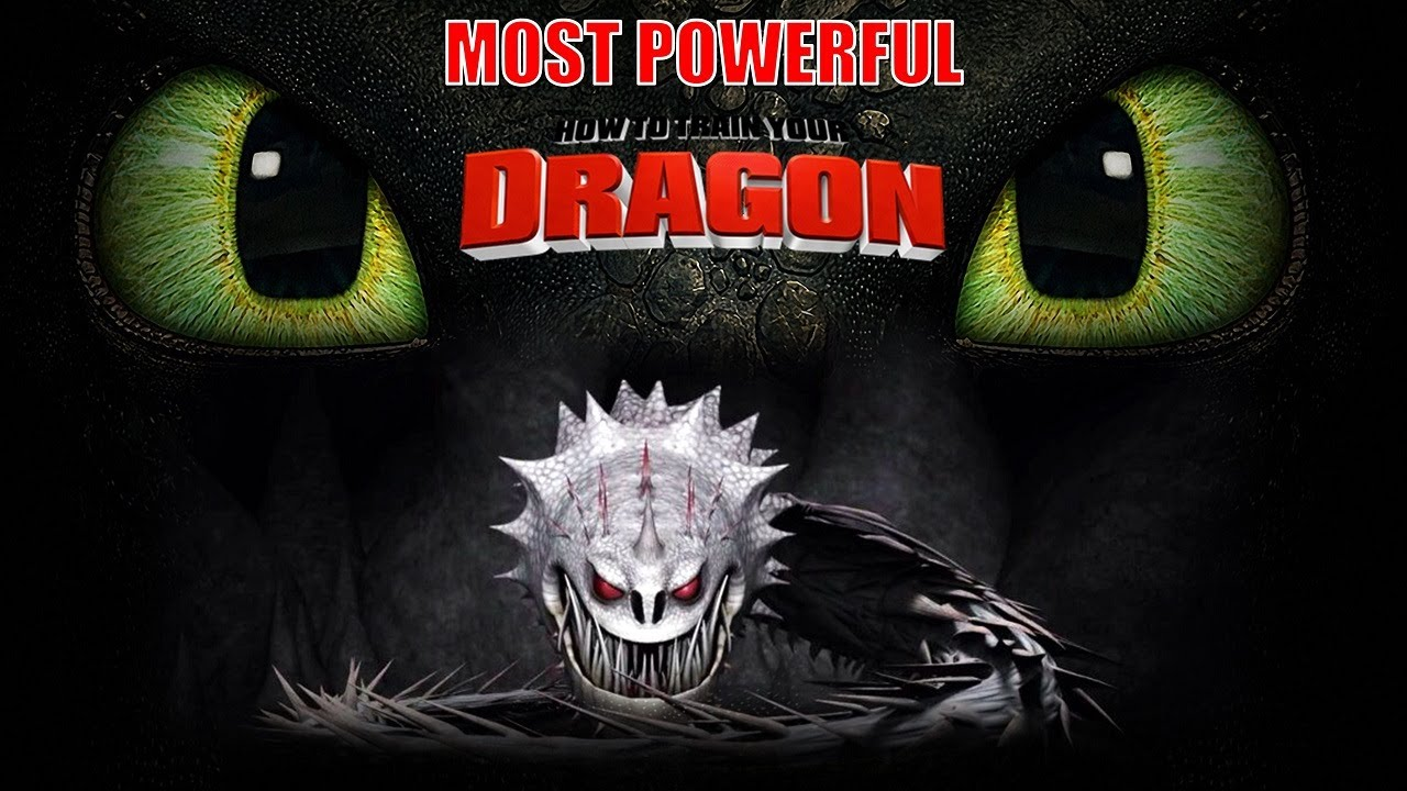 Download 10 Most Powerful Dragons in How To Train Your Dragons (HTTYD)