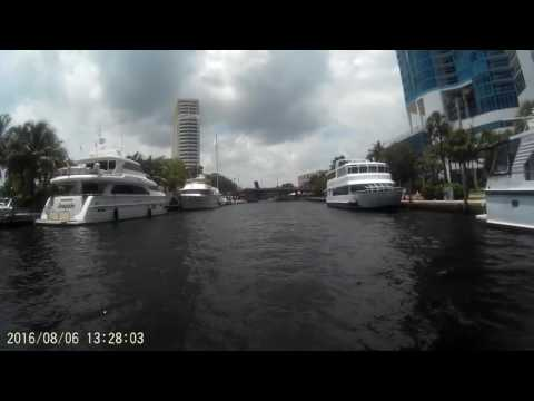 New River Cruise Fort Lauderdale