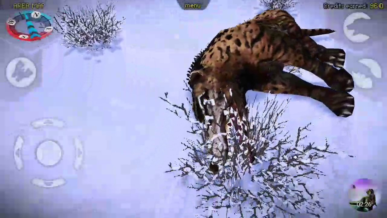 Carnivores Ice Age | Andrewsarchus Hunting - YouTube