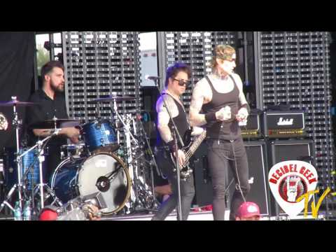 Buckcherry - Lit Up: Live at Rocklahoma 2017
