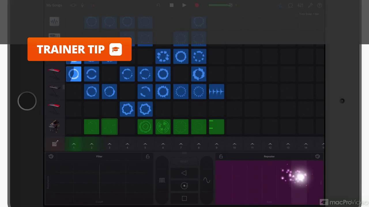 Garageband Loops How To Remix Loops Live In Garageband For Ios Ask Audio