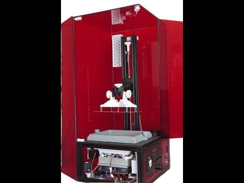 DIY SLA/DLP resin printer Termin8tor Part 1