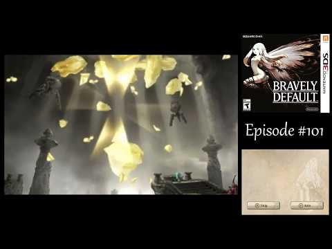 Let's Play Bravely Default #101 - The Shattering