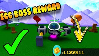 BOSS QUEST *REWARD* | Build a boat for Treasure ROBLOX