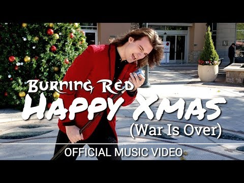Burning Red - Happy Xmas (War Is Over) [Official Music Video] Mp3