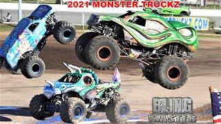 2021 MONSTER TRUCK MADNESS!  MONSTER TRUCKZ THRILLS!