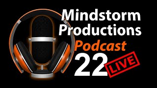 Podcast 22 - Likes, Cleaning, Twitch