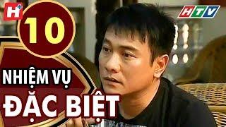 Nhiệm Vụ Đặc Biệt - Tập 10 | HTV Films Tình Cảm Việt Nam Hay Nhất 2020