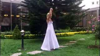 1 урок SpinFly (танец - кружение СпинФлай): осознанная женственность